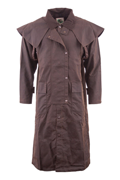 Rydale Oilskin Drovers Coat