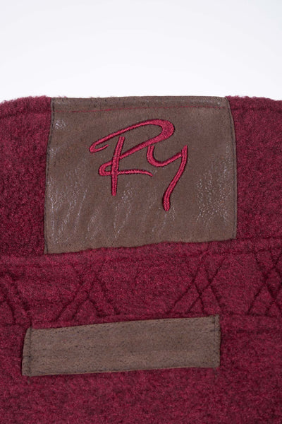 Deep Red Pheasant - Egton Full Zip Fleece