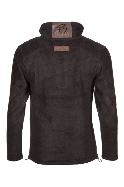 Gunmetal - Egton Half Zip Fleece