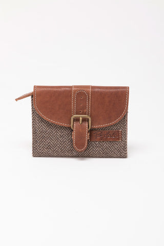 Emily Tweed Short Saddle Purse