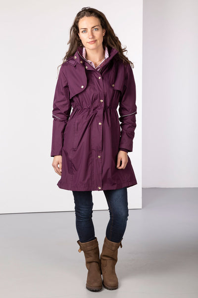Berry - Emley 3/4 Length Riding Coat