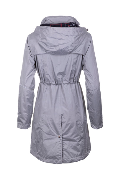 Light Grey - Emley 3/4 Length Riding Coat