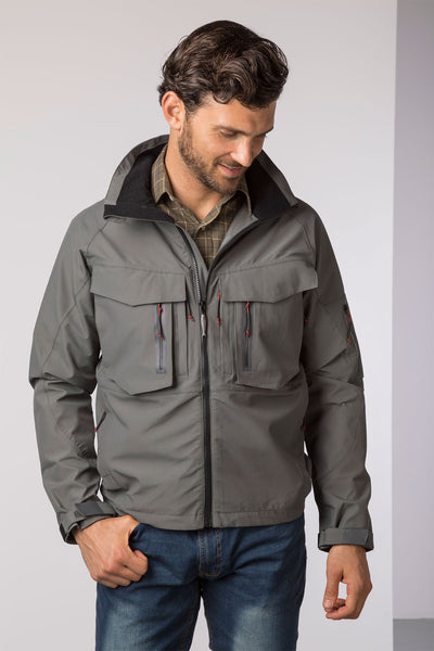 Light Olive - Esk Fishing Jacket