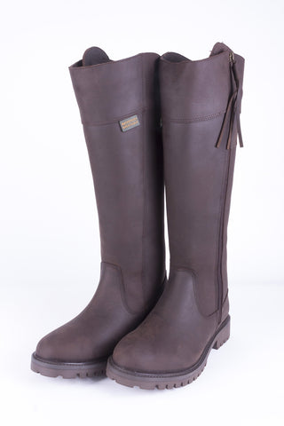 Oak - Fawsley II Leather Boots