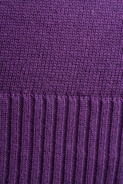 Damson - Fine Knit Sweater