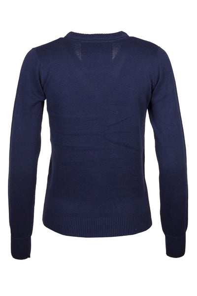 Navy - Fine Knit Sweater