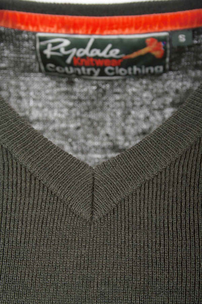 Olive Mallard - Mens Fine Shooting Jumper