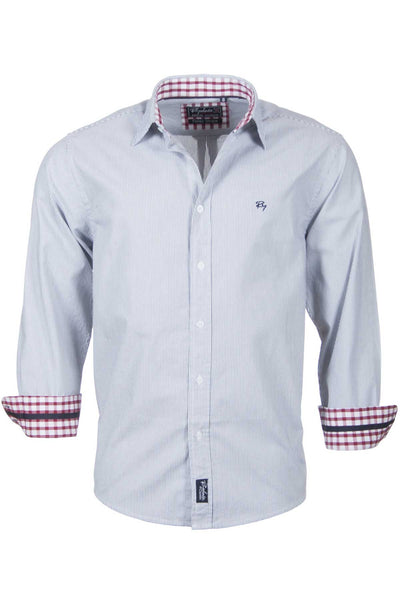 Finley - Mens Classic Oxford Cotton Shirts