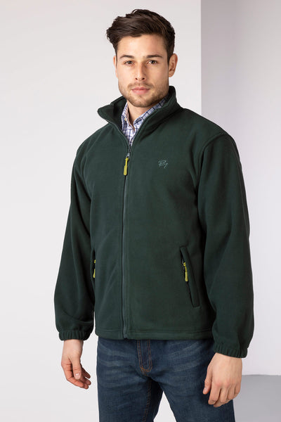 Forest - Men's Flaxton II Fleece