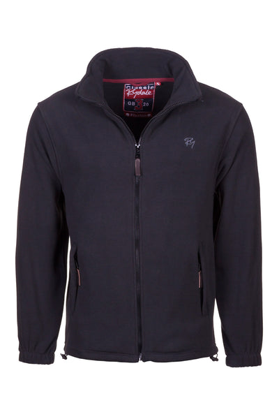 Gunmetal - Mens Full Zip Fleece Jacket