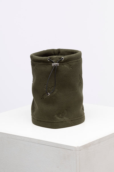 Khaki - Ladies Fleece Neck Gaiter
