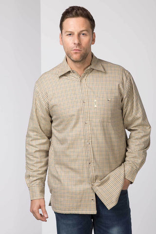 Fleece Lined Shirt