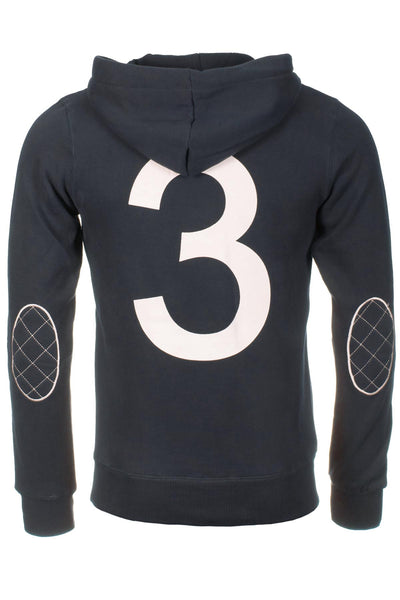 Dark Charcoal - Mens Classic Grey Hoody