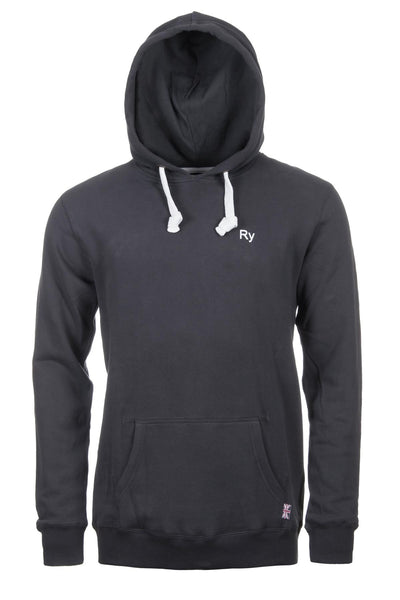 Dark Charcoal - Thick Mens Hoodies