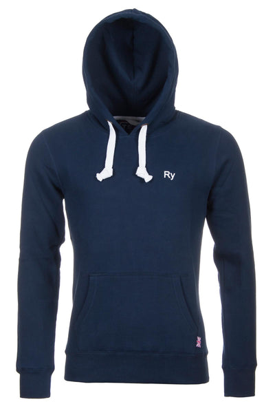 Navy - Thick Mens Hoodies