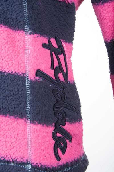Navy / Candy - Fun Fleece