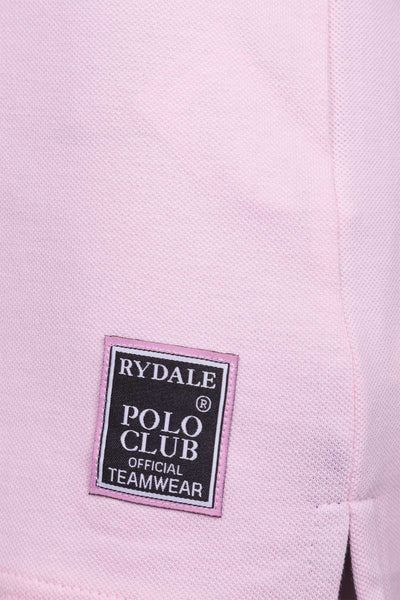 Dusky Pink - Ladies Gabriel Polo Shirt