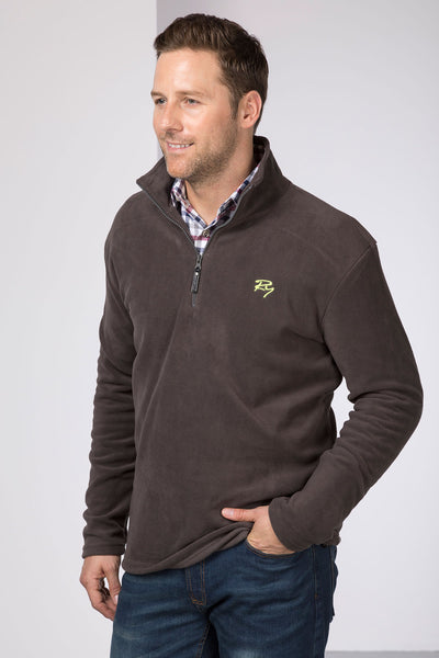 Gunmetal - Garton II RY Fleece