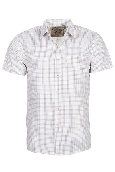 Garton Brown - Short Sleeved Shirt