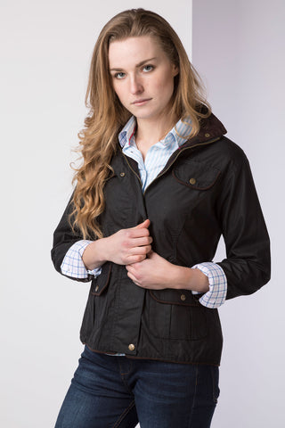 Gayle Wax Jacket