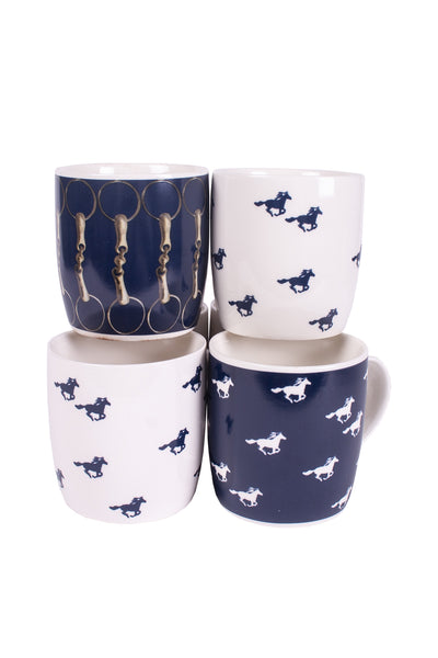 Giddy Up - Wistow Mug Set
