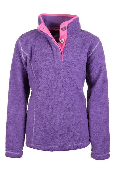 Orchid - Girls Fun Fleece
