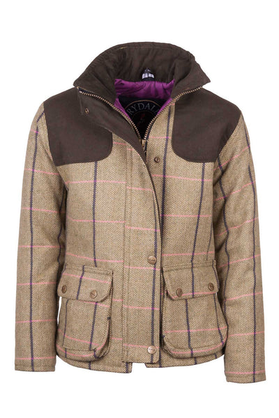 Megan - Girls Tweed jacket