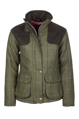 Girls Tweed Jacket