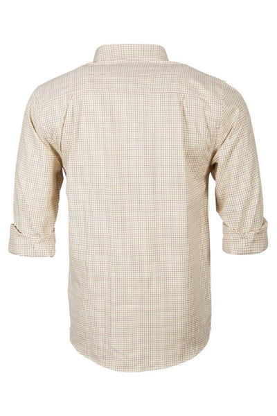 Lisset Gold - Mens Brushed Cotton Shirts