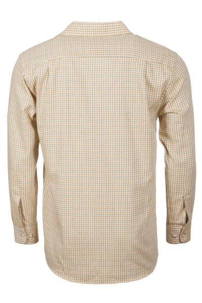 Poacher Gold - Long sleeved Mens Rydale Shirts