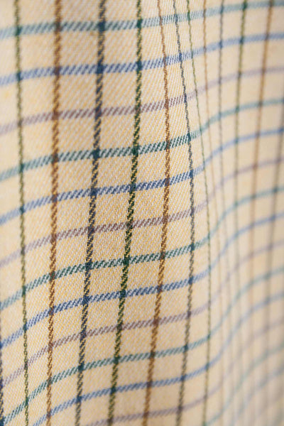 Poacher Gold - Rydale Country Check Shirt