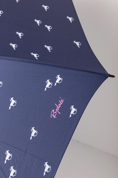 Horse Navy II - Golf Umbrella