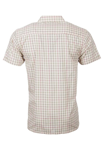 Gransmoor Lovat - Short Sleeved Country Check Shirts