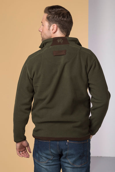 Olive - Men's Fleece