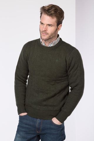 Gransmoor Quilted Sweater