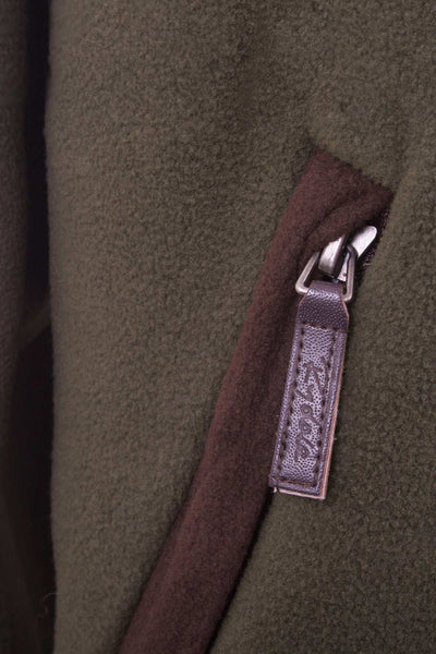 Olive - Rydale 1/2 Zip Fleece