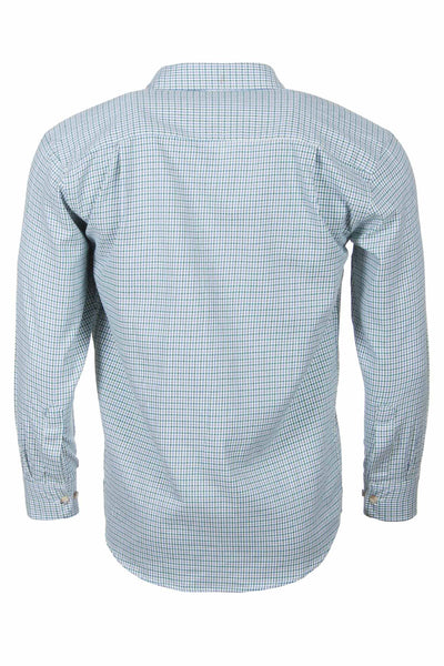 Millington Green - Mens Classinc Long Sleeved Shirts