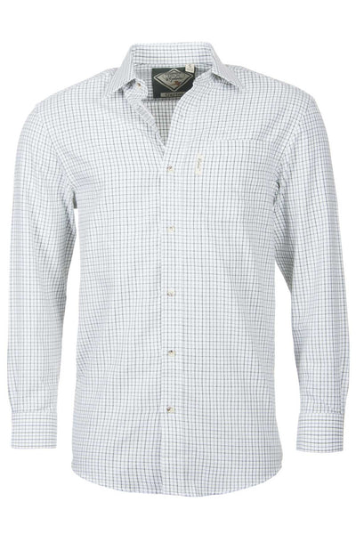 Garton Green - Mens Cotton Check Shirt