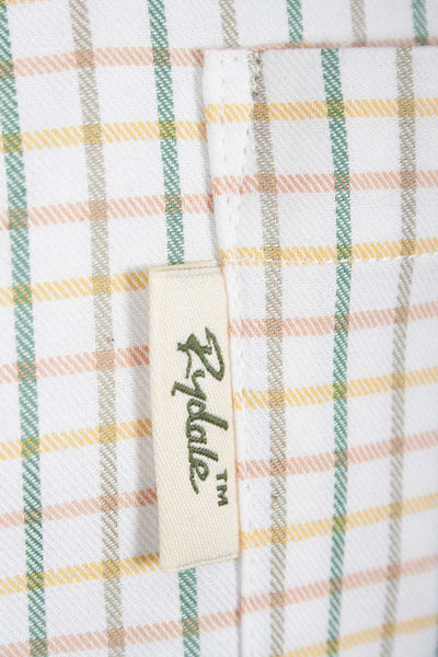 Tattersall Green - Classic Rydale Check Shirts