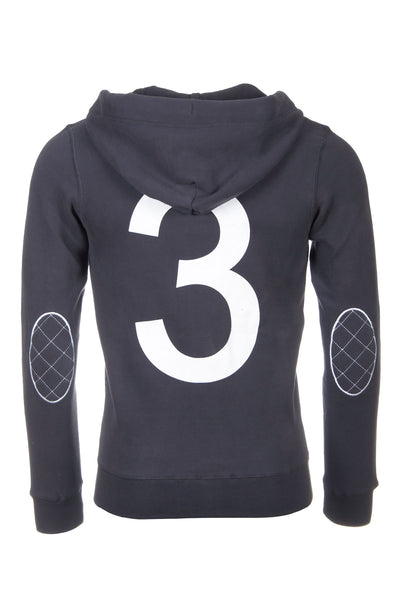Dark Charcoal - British Design Hoody