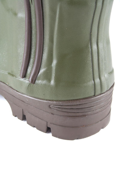 Dk Olive - Mens Thick Rydale Wellies