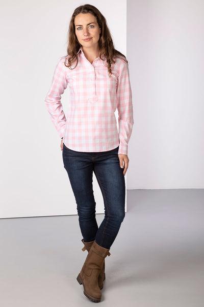 Sorbet - Hannah Country Overhead Shirt - Holly II