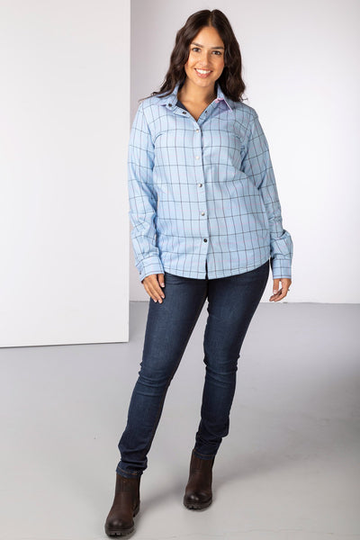 Kate - Hannah Fleece Lined Shirt