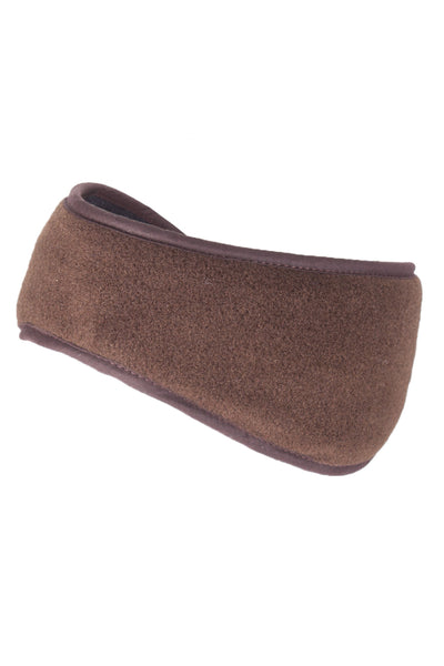Olive - Harpham Fleece Headband