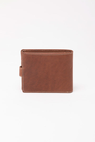 Tan - Harry Wallet