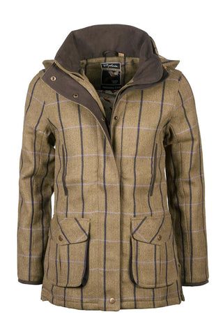 Ladies Bramham Short Tweed Jacket
