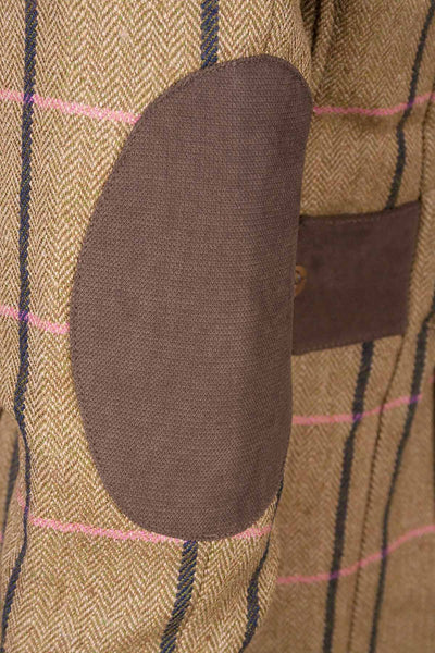 Megan - Helmsley Tweed Coat
