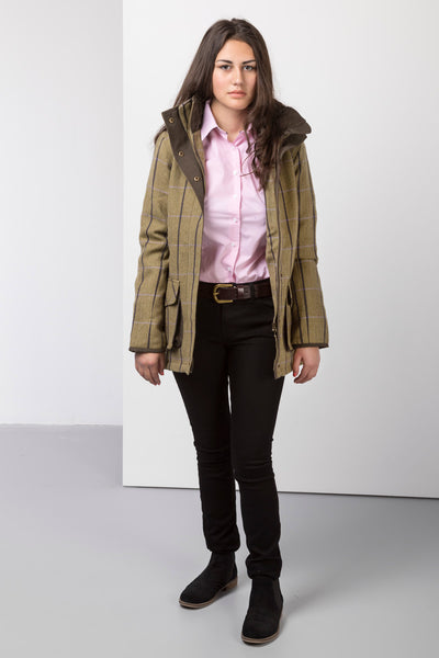 Lucinda - Helmsley Tweed Coat