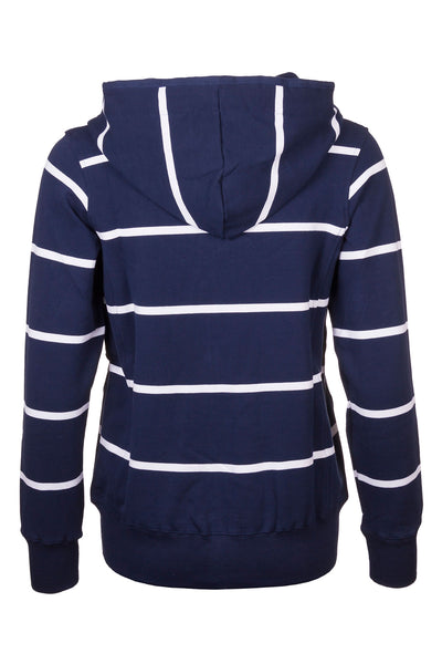 Navy/White - Hooped 2016 Hoody