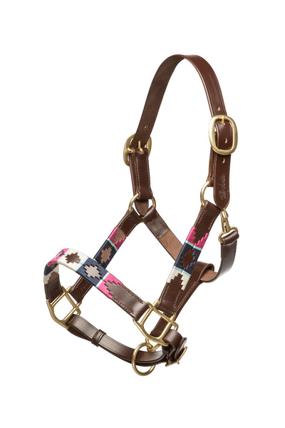Navy/Bonbon/Vanilla - Polo Head Collar